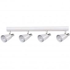 Світильник SEMPRA EL-4l W-SR, 4xGU10, IP20, білий, Kanlux 33096