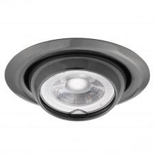 Світильник точковий ARGUS CT-2117-GM, Gx5.3, IP20, графіт, Kanlux 340