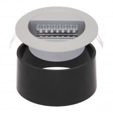 Світильник настінний DORA LED-J01, 1.2W, 4000K, IP65, сірий, Kanlux 04680