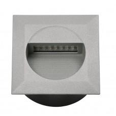 Світильник настінний LINDA LED-J02, 1.2W, 4000K, IP65, сірий, Kanlux 04681