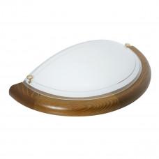 Світильник настінний TIVA 1030 1/2DR/ML-DB, E27, IP20, дуб, Kanlux 70741