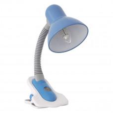 Настольна лампа SUZI HR-60-BL, E27, IP20, голубий, Kanlux 7152