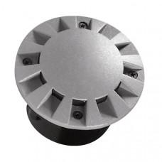 Світильник грунтовий ROGER DL-LED12, 1W, 6500K, IP66, сірий, Kanlux 07280