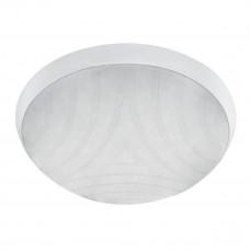Світильник пристельовий KIRA DL-75B, E27, IP44, білий, Kanlux 07900