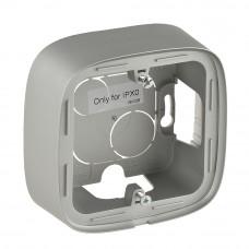 Коробка 1 постова для накладного монтажу, пластик, Алюміній, Valena Allure Legrand 755571