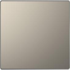 Клавіша до 1-клавішних вимикачів, Нікель, метал, D-Life Merten MTN3300-6050