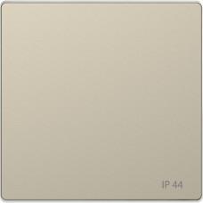 Клавиша IP44 для 1-клавишных выключателей, Сахара, пластик, D-Life Merten MTN3304-6033