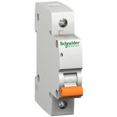Автоматический выключатель ВА63 1П 20A C Schneider Electric 11204