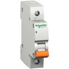 Автоматический выключатель ВА63 1П 40A C Schneider Electric 11207