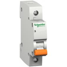 Автоматический выключатель ВА63 1П 63A C Schneider Electric 11209