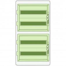 Щит распределительный KAEDRA с доп.клеммниками, 842х448х160, 72мод. Schneider Electric 13437