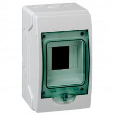 Щит распределительный KAEDRA, 150х80х98, 2/3мод. Schneider Electric 13975