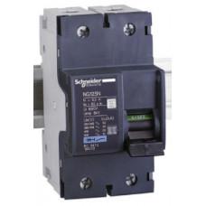 Автоматический выключатель NG125N 2П 10A C Schneider Electric 18621