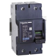 Автоматический выключатель NG125N 2П 25A C Schneider Electric 18624