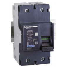 Автоматический выключатель NG125N 2П 40A C Schneider Electric 18626