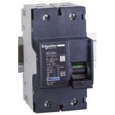 Автоматический выключатель NG125N 2П 50A C Schneider Electric 18627