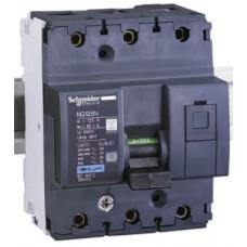 Автоматический выключатель NG125N 3П 10A C Schneider Electric 18632