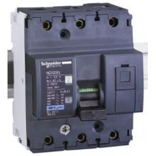 Автоматический выключатель NG125N 3П 25A C Schneider Electric 18635