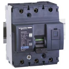 Автоматический выключатель NG125N 3П 40A C Schneider Electric 18637