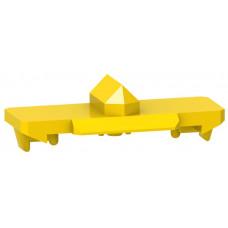 Жёлтые пружинные зажимы Schneider Electric A9C15415