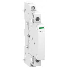 Вспомогательное устройство сигнализации 24-240В, 1НО+1НЗ Schneider Electric A9C15914