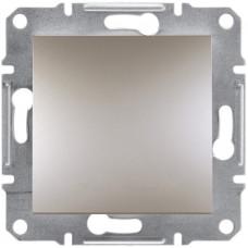 Выключатель со степенью защиты IP44, Бронза Asfora, EPH0100269
