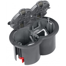 Люк підлоговий для розеток, 4 модуля, ULTRA Schneider Electric ETK44104
