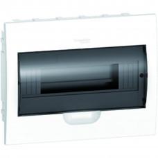 Щит пластиковий внутрішній з прозорими дверцятами 1ряд/12М+2КК Schneider Electric EZ9E112S2F