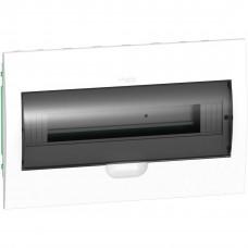 Щит пластиковий внутрішній з прозорими дверцятами 1ряд/18М+2КК Schneider Electric EZ9E118S2F