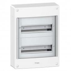 Щит розподільний PRAGMA, навісний, 2 ряда, 26 мод, без дверцят, Schneider Electric PRA20213