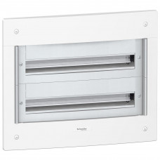 Щит розподільний PRAGMA, внутрішній, 2 ряда, 48 мод, без дверцят, Schneider Electric PRA25224