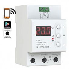 Терморегулятор программатор для теплого пола Terneo bx