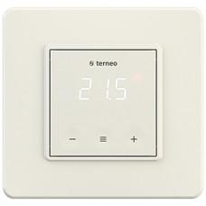Терморегулятор для теплої підлоги, Слонова кістка, Terneo s