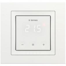 Терморегулятор для теплого пола, Белый, Terneo s unic