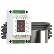Терморегулятор для снеготаяния с датчиком осадков Terneo sneg