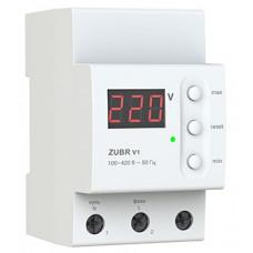 Вольтметр однофазний 100-420В, Zubr V1